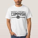 Fantasy Football Commish T-shirts