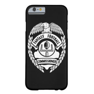 Fantasy Football Commissioner Barely There iPhone 6 Case