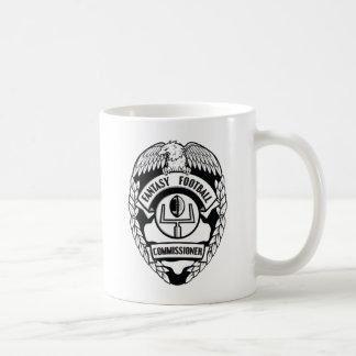 Fantasy Football Commissioner Coffee Mug