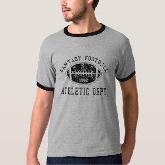 Fantasy football distressed T Shirt