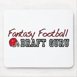 Fantasy Football Draft Guru Mouse Pad