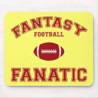 Fantasy Football Fanatic Mouse Pad