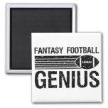 Fantasy Football Genius 1 Magnets