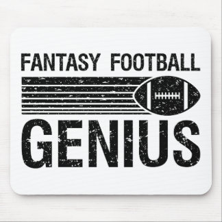 Fantasy Football Genius 1 Mouse Pad