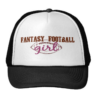 Fantasy Football Girl Trucker Hat