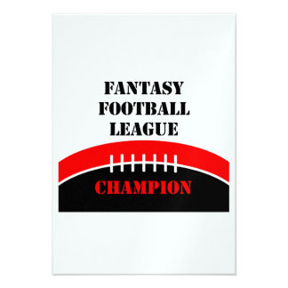 Fantasy Football Announcements