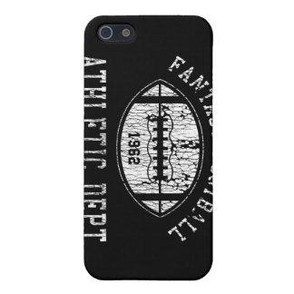 Fantasy football iphone case iPhone 5 case