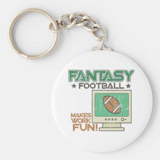 Fantasy Football Key Chains