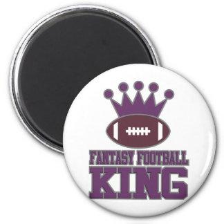 Fantasy Football King Magnet