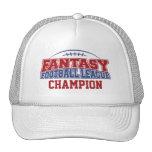 Fantasy Football League Champion Trucker Hats