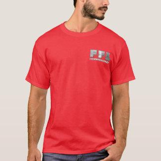 Fantasy Football League Commissioner T-Shirt