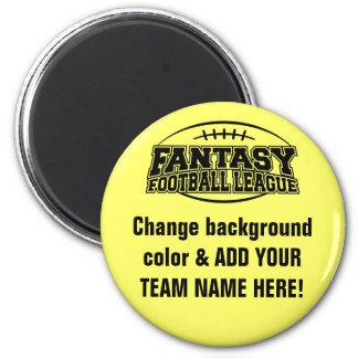 Fantasy Football League Magnet