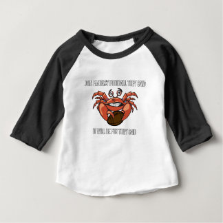 Fantasy Football League Meme Humor Baby T-Shirt