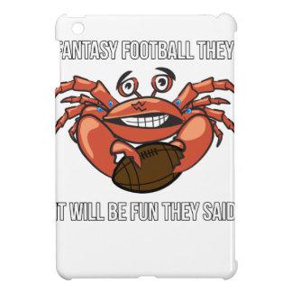 Fantasy Football League Meme Humor iPad Mini Cases