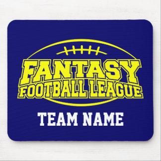 Fantasy Football League Mouse Pad