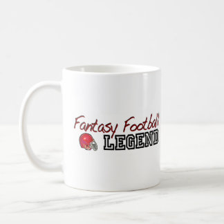 Fantasy Football Legend2 Coffee Mug