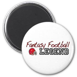 Fantasy Football Legend2 Refrigerator Magnet