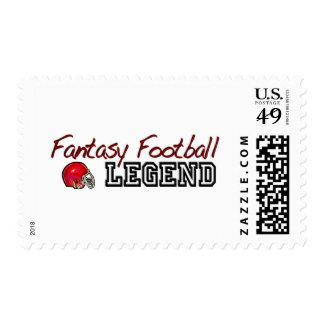 Fantasy Football Legend2 Postage Stamp