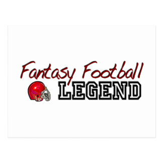 Fantasy Football Legend2 Postcard