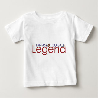 fantasy football legend 2010 baby T-Shirt