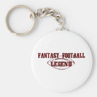 Fantasy Football Legend Keychain