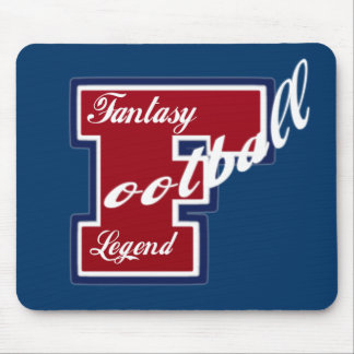 Fantasy Football Legend Mouse Pad
