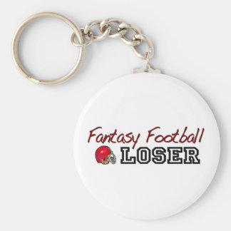 Fantasy Football Loser Keychain