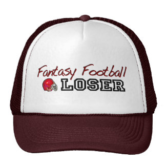 Fantasy Football Loser Trucker Hat