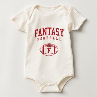 Fantasy Football (Simple) Baby Bodysuit