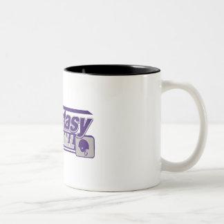 Fantasy Football Two-Tone Coffee Mug