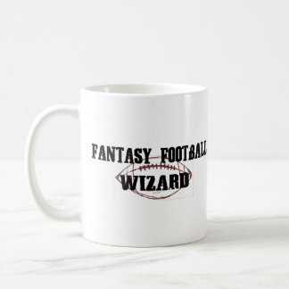 Fantasy Football Wizard Coffee Mug