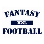 Fantasy Football XXL Postcards
