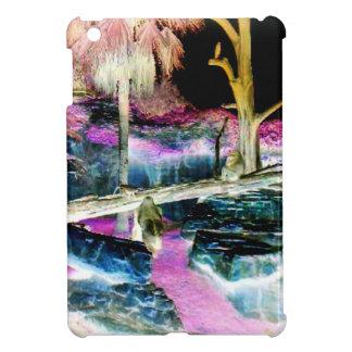 Fantasy Forest Apes iPad Mini Covers