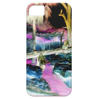 Fantasy Forest Apes iPhone SE/5/5s Case