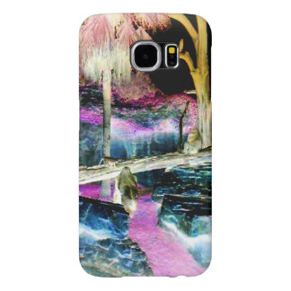 Fantasy Forest Apes Samsung Galaxy S6 Cases