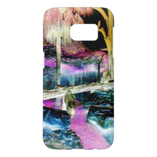 Fantasy Forest Apes Samsung Galaxy S7 Case