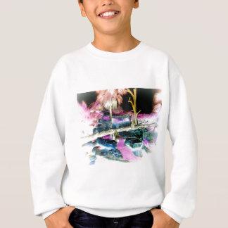 Fantasy Forest Apes Sweatshirt