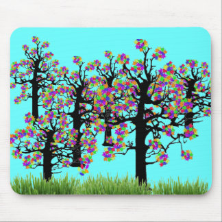 Fantasy Forest Mouse Pad