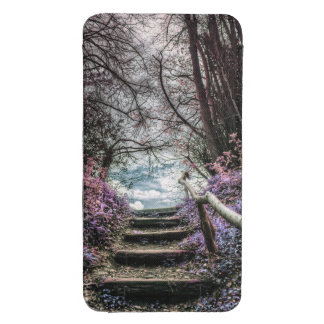 Fantasy Forest Steps Galaxy S4 Pouch