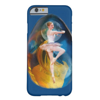 Fantasy Fractal Ballerina iPhone 6 case