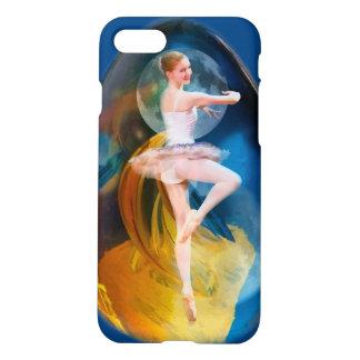 Fantasy Fractal Ballerina iPhone 7 Case