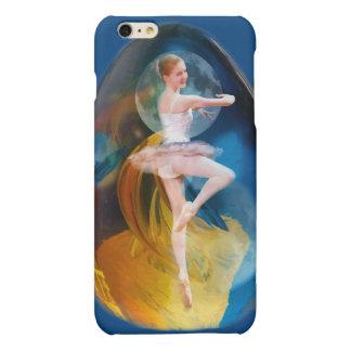 Fantasy Fractal Ballerina Matte iPhone 6 Plus Case