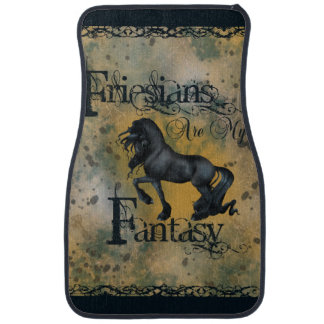 Black Horse Car Floor Mats Zazzle