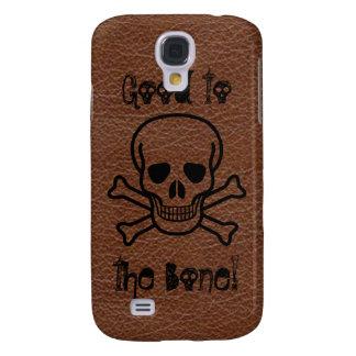 Fantasy Fun Skull Bone 3G/3GS Galaxy S4 Cases