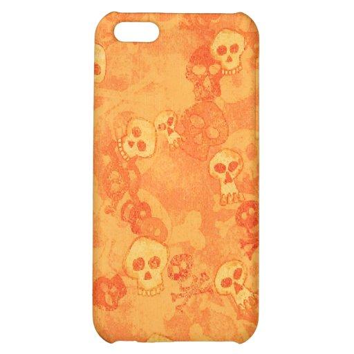 Fantasy Fun Skulls Speck Case iPhone 4 Case For iPhone 5C