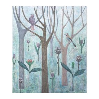 Fantasy Garden 2005 Canvas Print