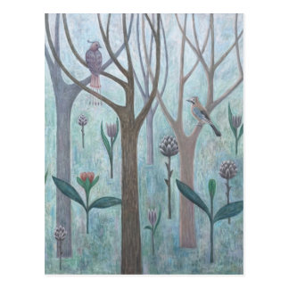 Fantasy Garden 2005 Postcard
