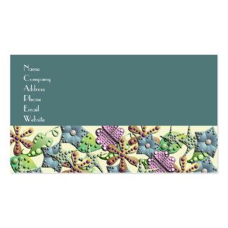 Fantasy Garden Floral Business Card