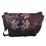 Fantasy Garden Messenger Bag