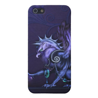 Fantasy Gargoyle Cover For iPhone SE/5/5s